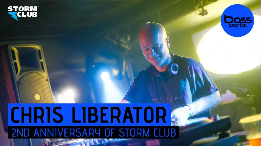 Chris Liberator - Storm Club