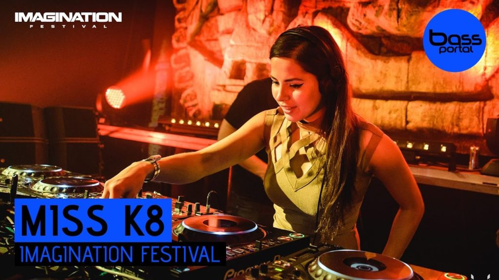 Miss K8 - Imagination Festival 2016