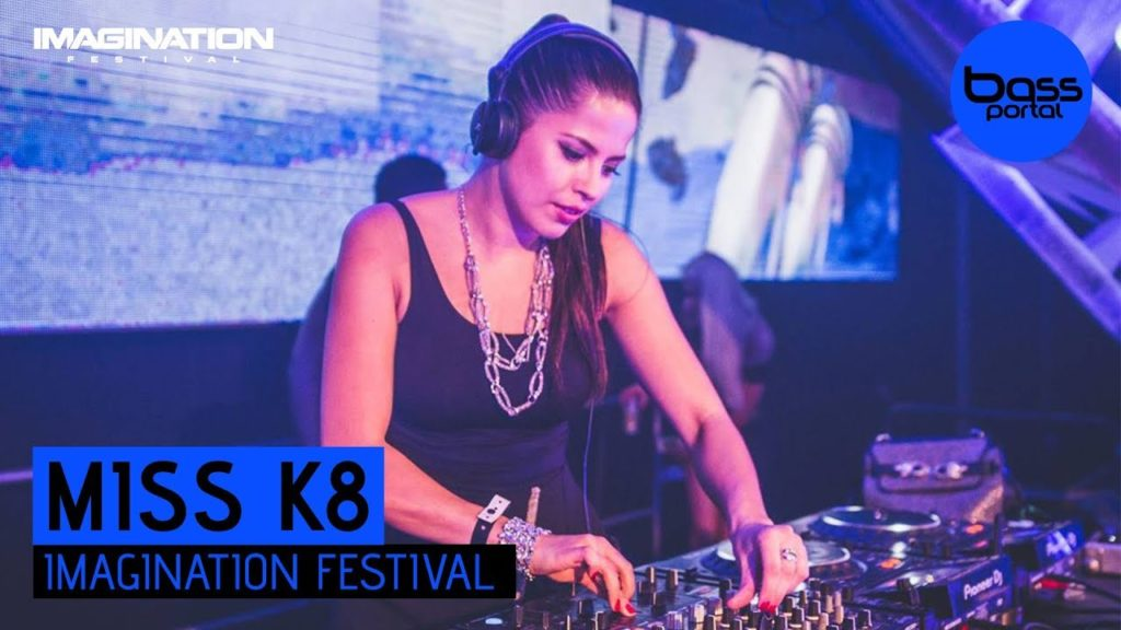 Miss K8 - Imagination Festival 2017
