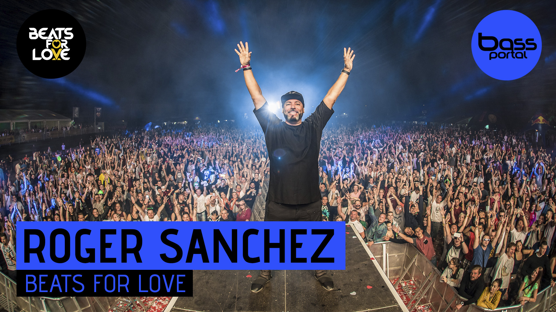 Roger Sanchez - Beats for Love