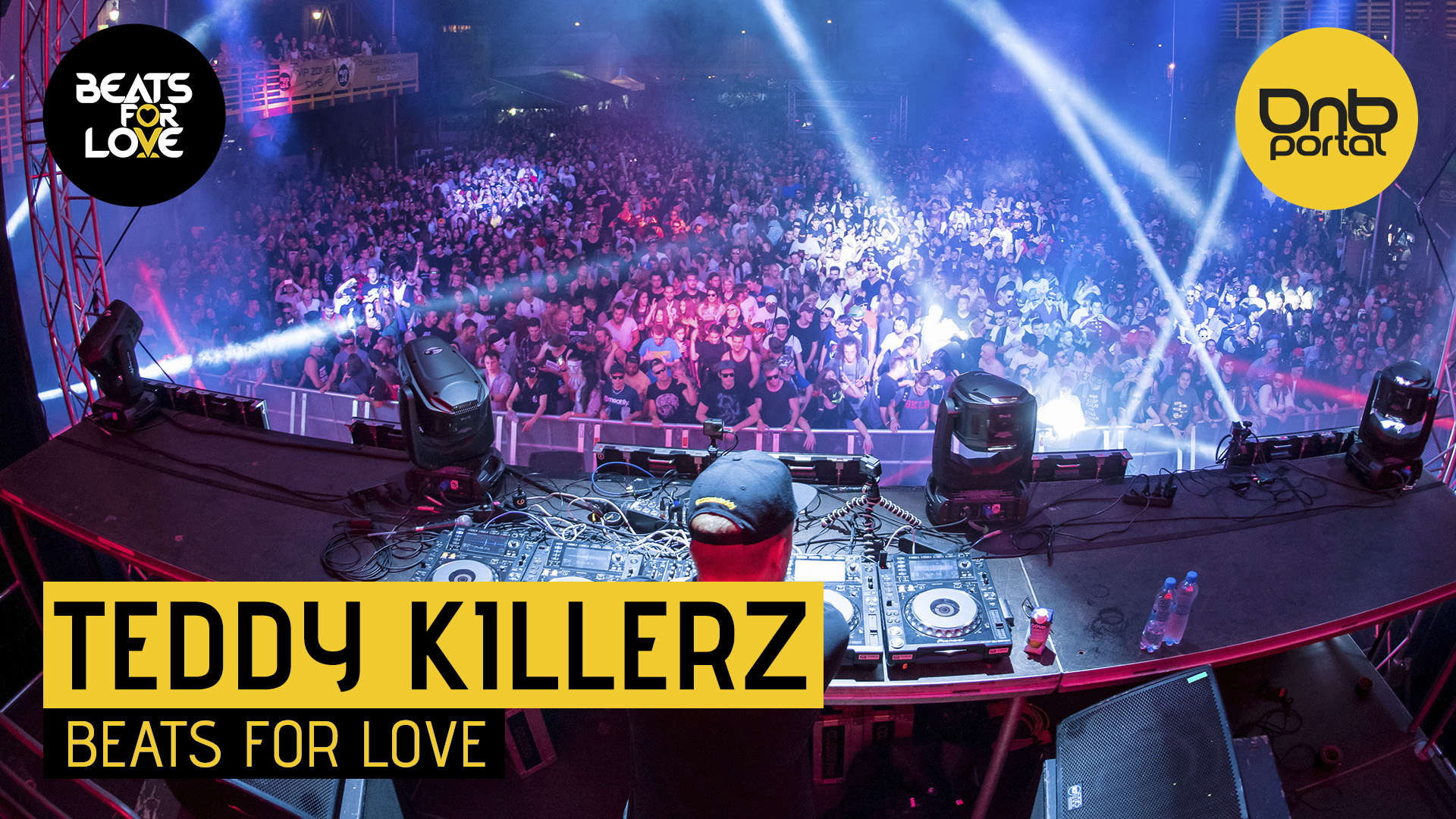Teddy Killerz - Beats for Love 2018