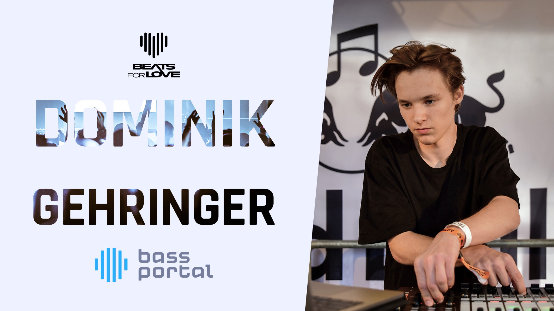 Dominik Gehringer (Live) - Beats for Love 2019