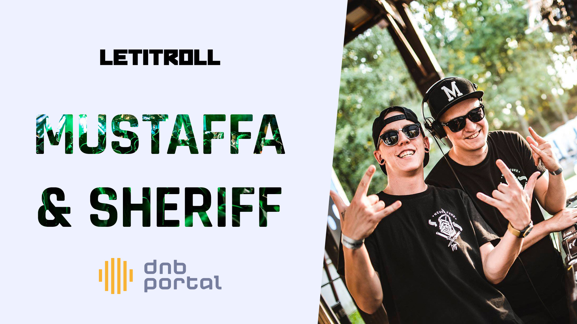 Mustaffa & Sheriff - Let It Roll 2019