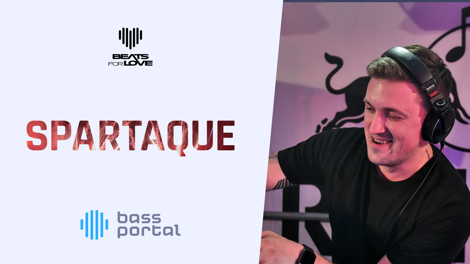 Spartaque - Beats for Love 2019