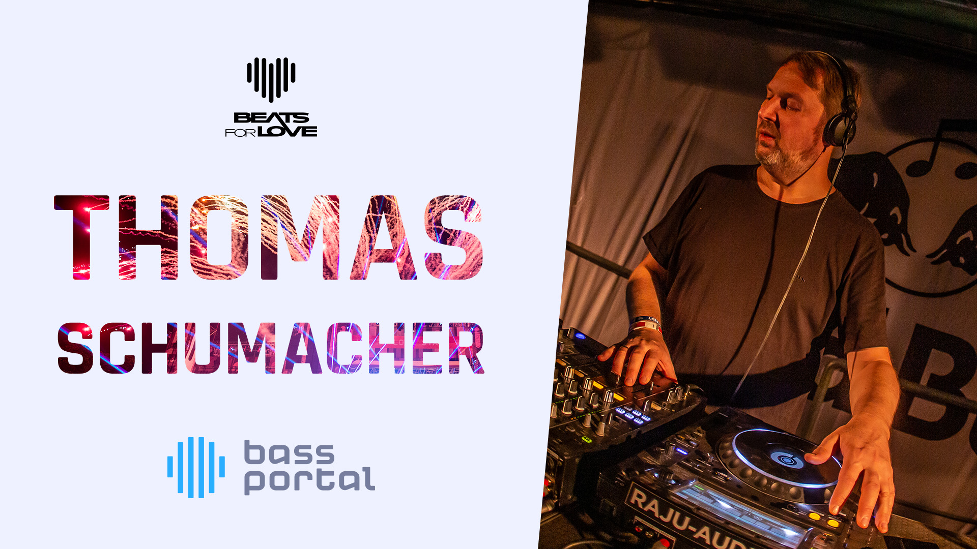 Thomas Schumacher - Beats for Love 2019