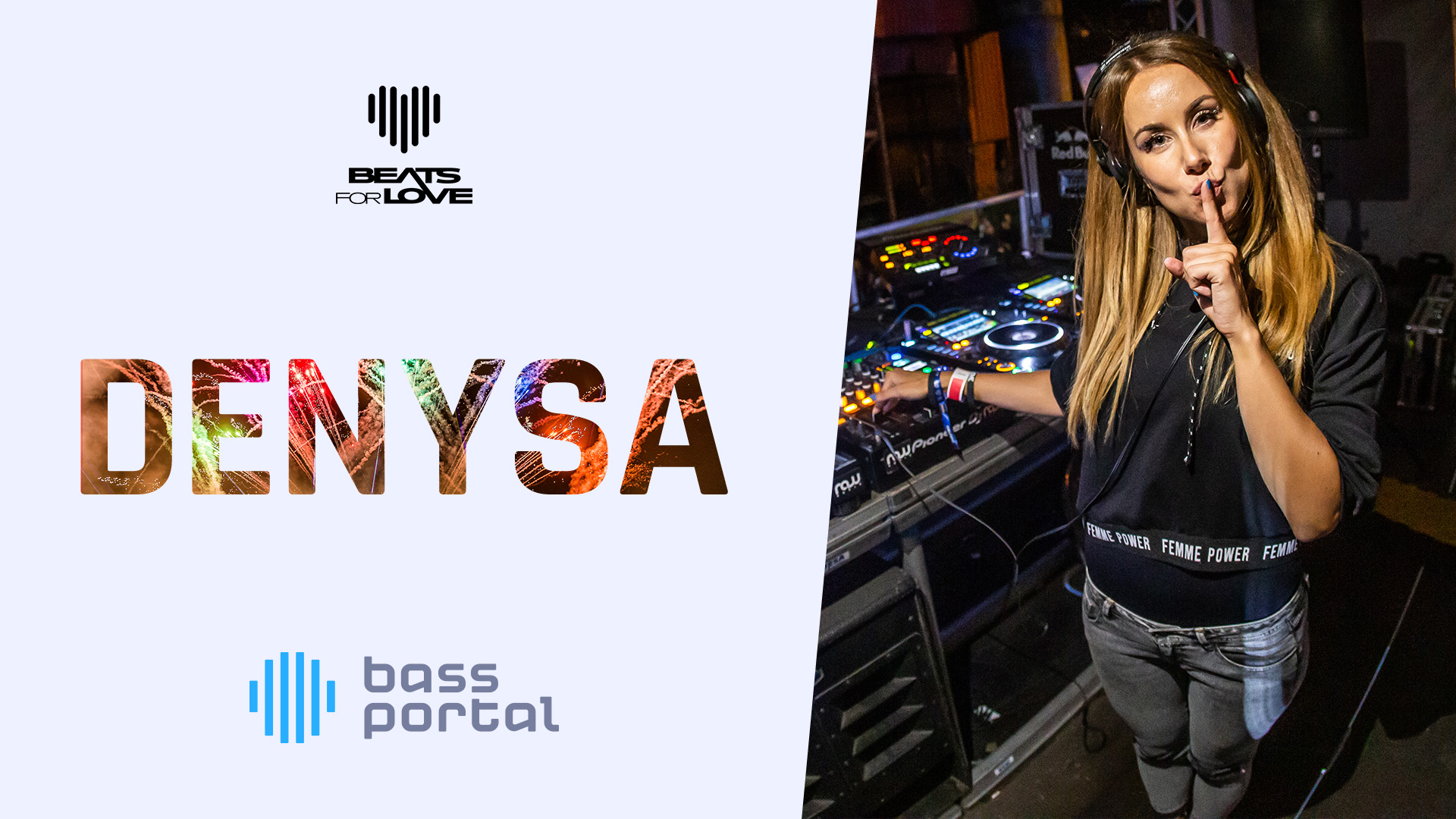 Denysa - Beats for Love 2019
