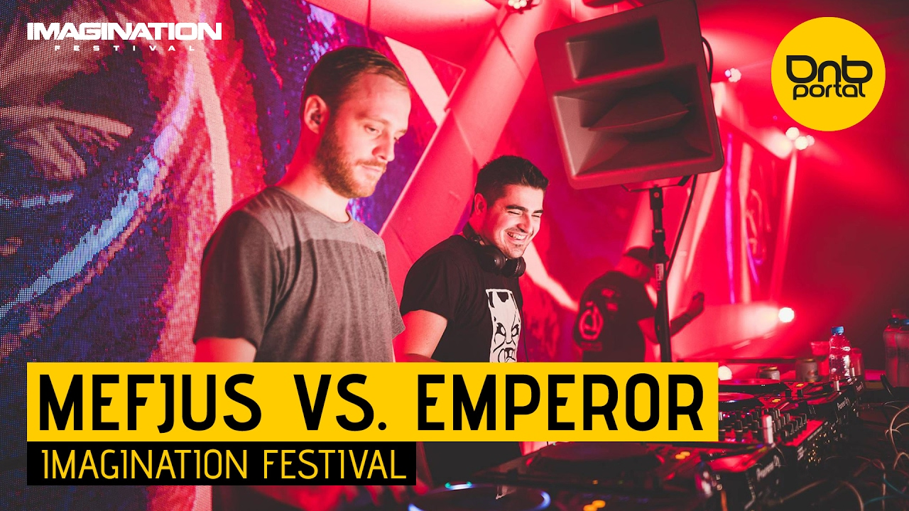 Mefjus VS. Emperor - Imagination Festival 2016