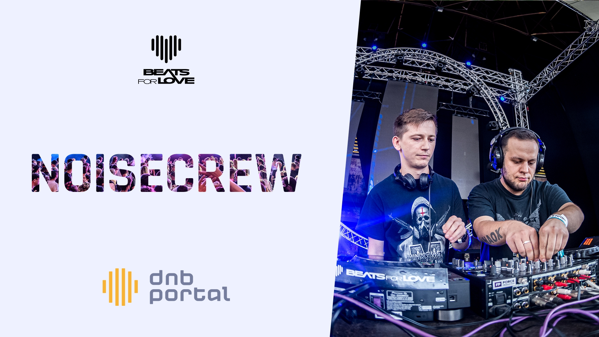 Noisecrew - Beats for Love 2019