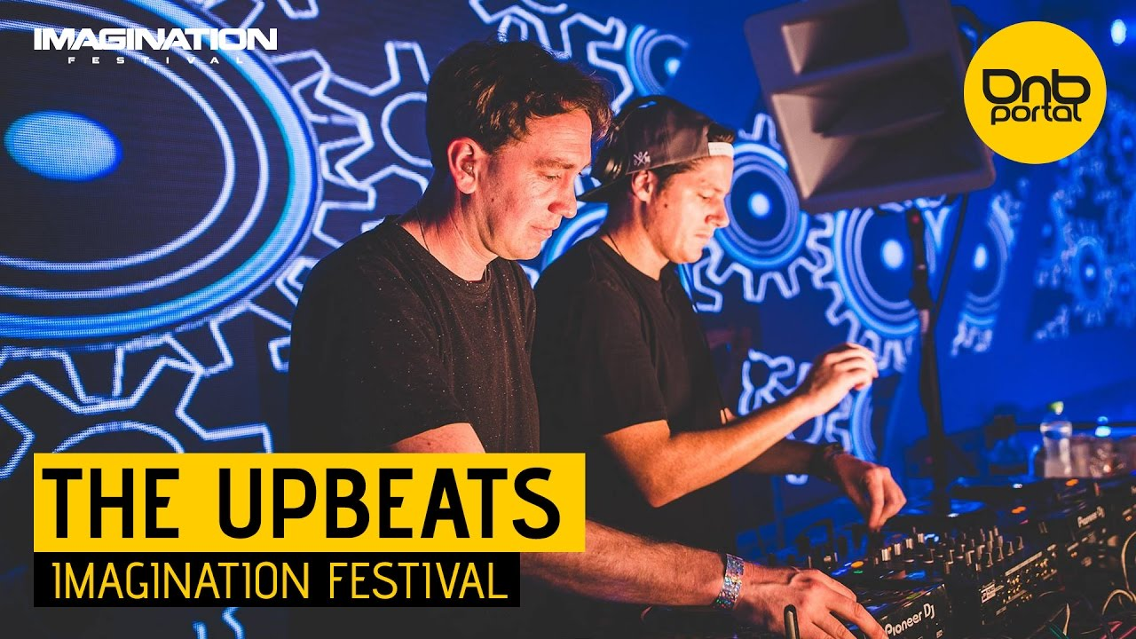 The Upbeats - Imagination Festival 2016