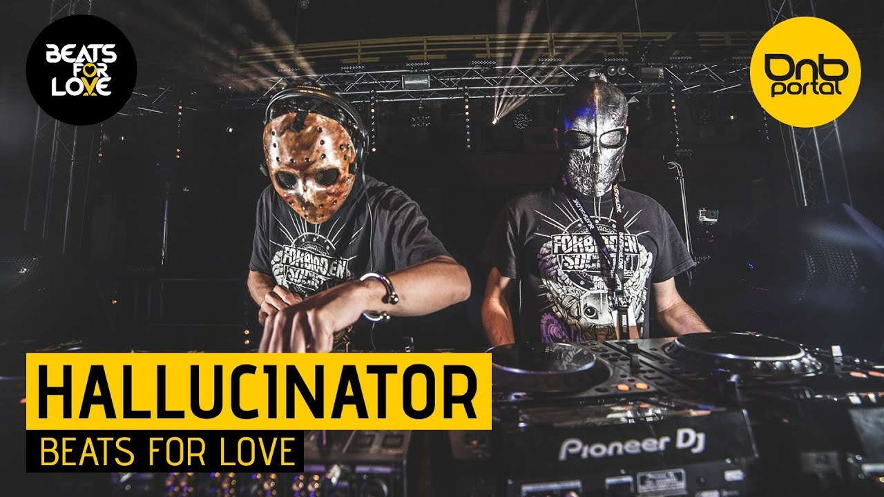 Hallucinator - Beats For Love 2017