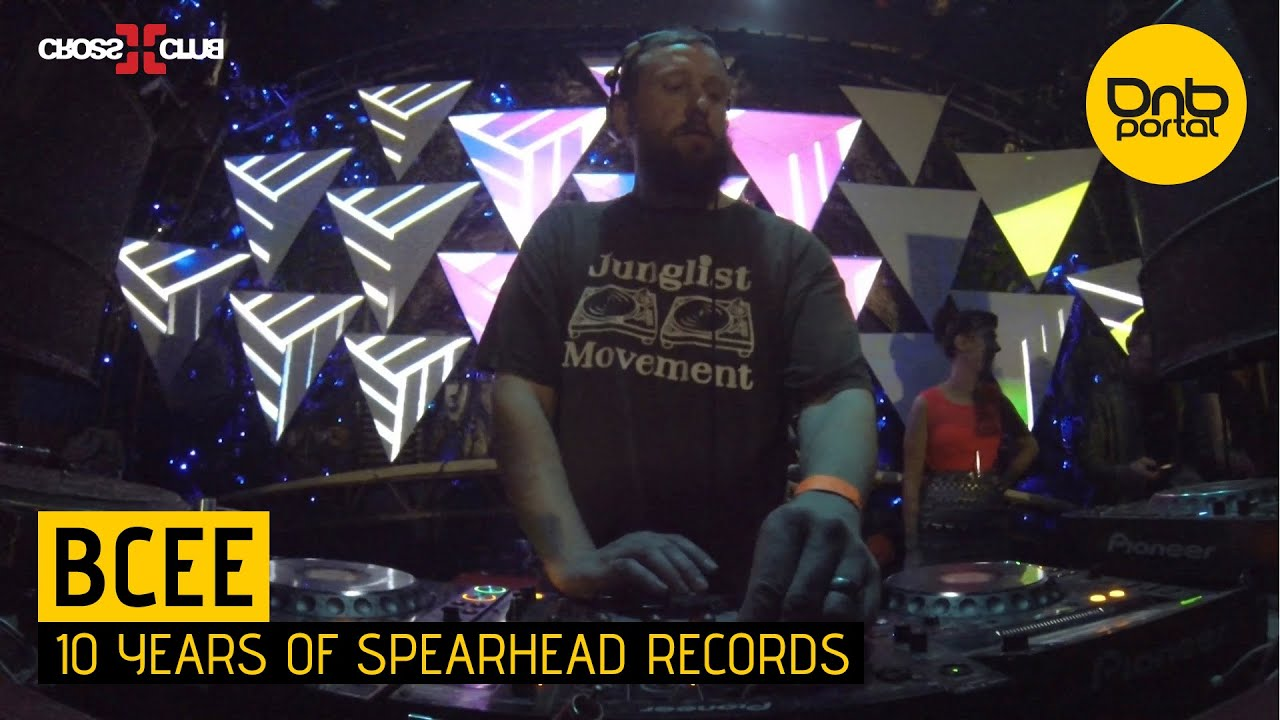 Bcee - 10 Years of Spearhead Records