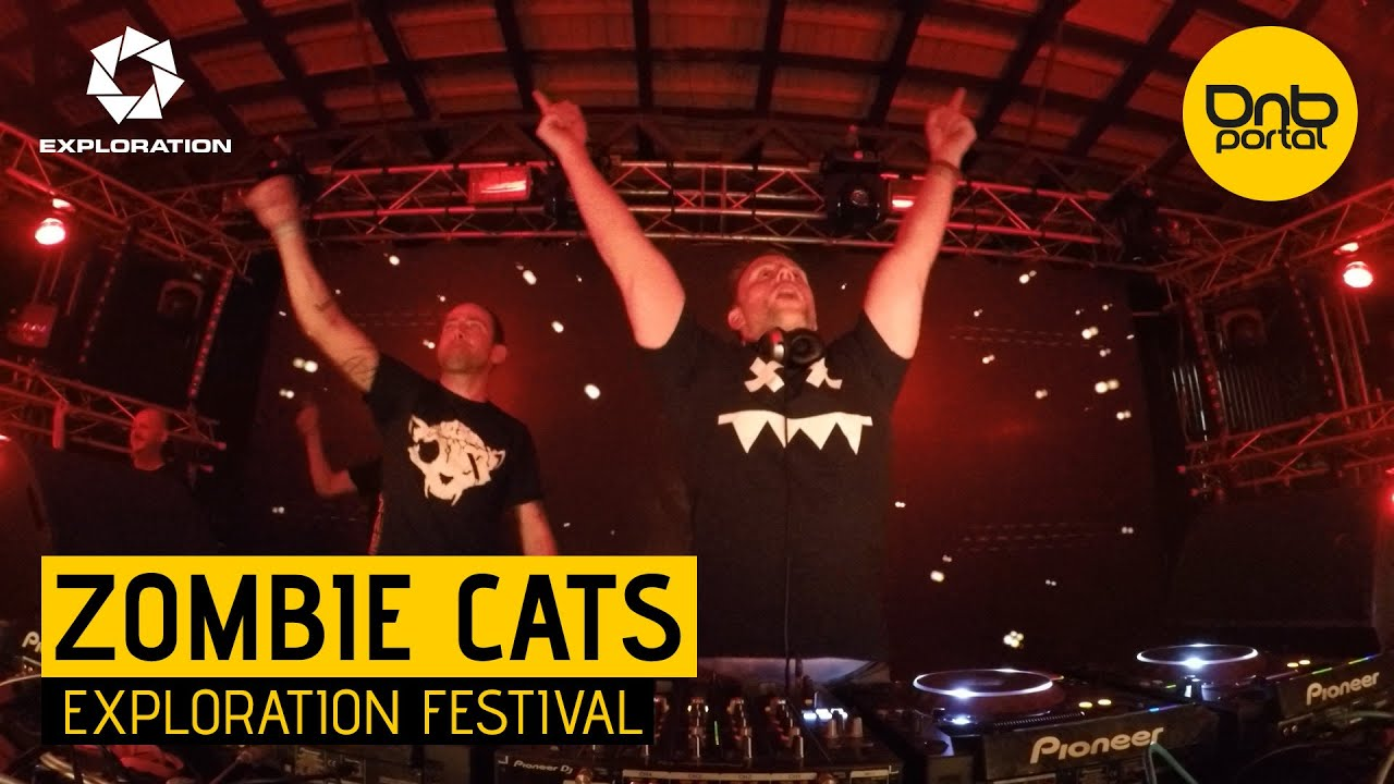 Zombie Cats - Exploration Festival 2016