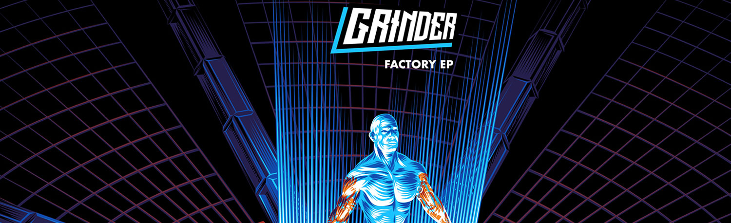 Factory EP by Grinder, Ozma, Smoky D