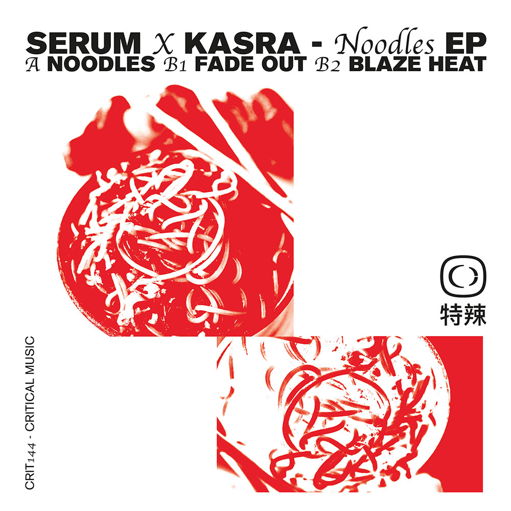 Noodles EP by Kasra & Serum